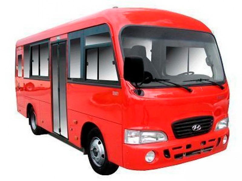 Автобус Hyundai County (Фото…